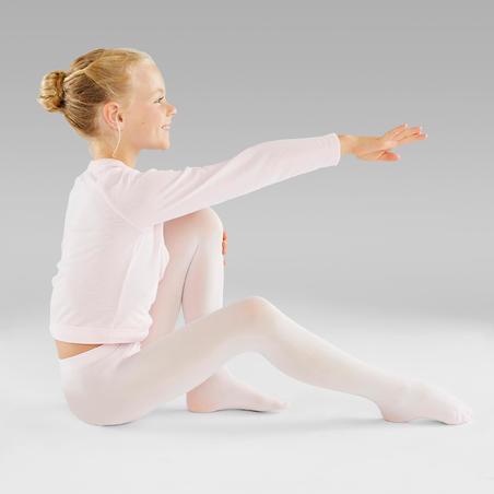 Collants de danse classique roses – Filles