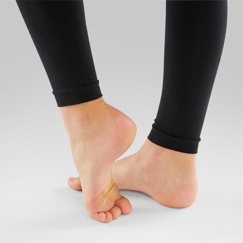 Panties sin pies niña negras