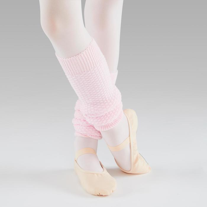 Guêtres de danse classique et moderne fille roses