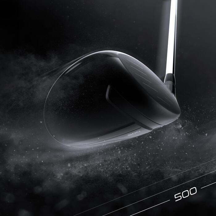 Driver golf 500 rechtshandig maat 1 en hoge snelheid