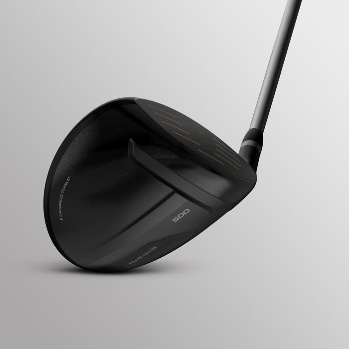 DRIVER GOLF 500 DROITIER TAILLE 2 & VITESSE RAPIDE