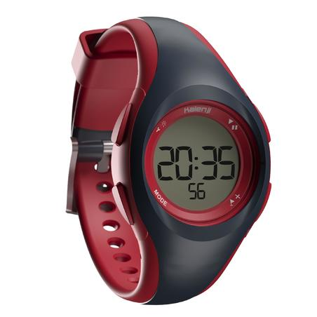 W200 S WOMEN'S RUNNING STOPWATCH 2020 - BLUE/RED