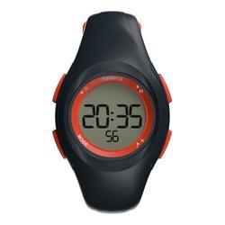 女款跑步碼錶W200 S - 藍色/橘色