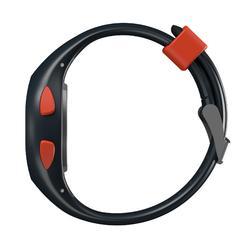 Hardloophorloge met stopwatch W200 S blauw/oranje