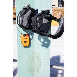 Antidiefstal-hangslot voor snowboard of ski's