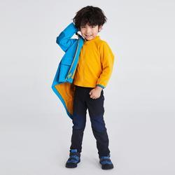 Boys' 2-6 years Snow Hiking Warm 3-in-1 Jacket SH100 - Blue