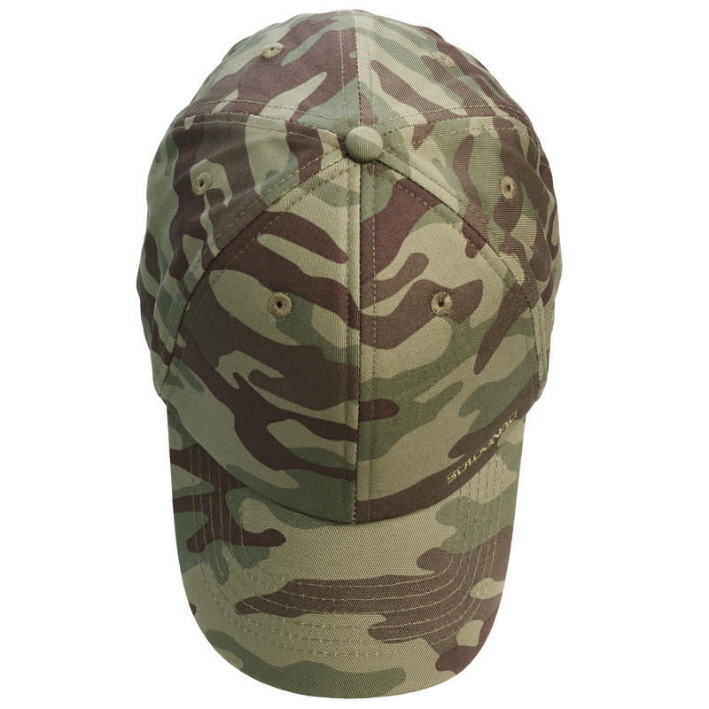 Steppe 100 Cap - camouflage