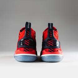 Men's Mid-Rise Basketball Shoes Elevate 900 - Red
