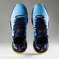 Men's Mid-Rise Basketball Shoes SE900 - Blue