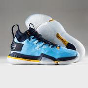 Mid-Rise Basketball Shoes SE900 - Blue