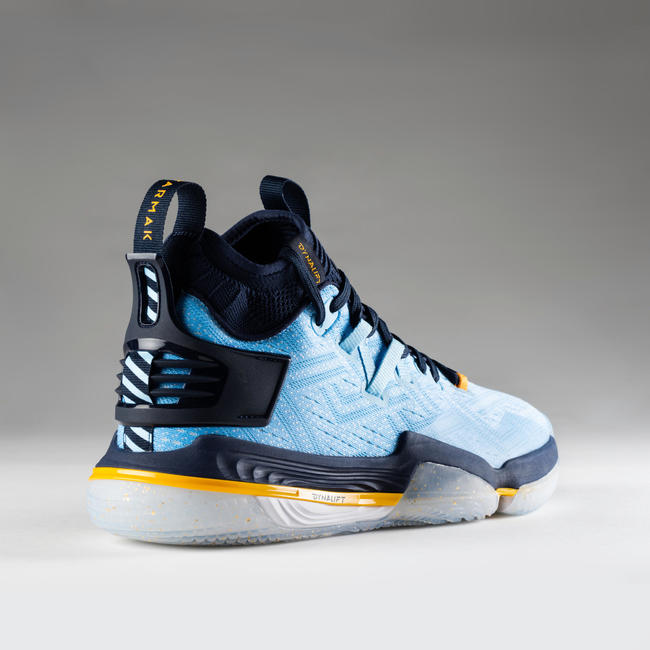 Men's Mid-Rise Basketball Shoes Elevate 900 - Blue
