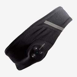 Laufstirnband Musik kabellos Bluetooth KALENJI HB 500