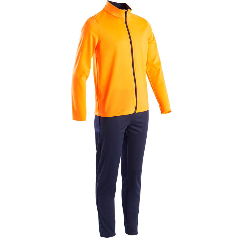 GIRL EDUCATIONAL GYM COLD WEATHER APP - Gym'y Gym Tracksuit - Orange