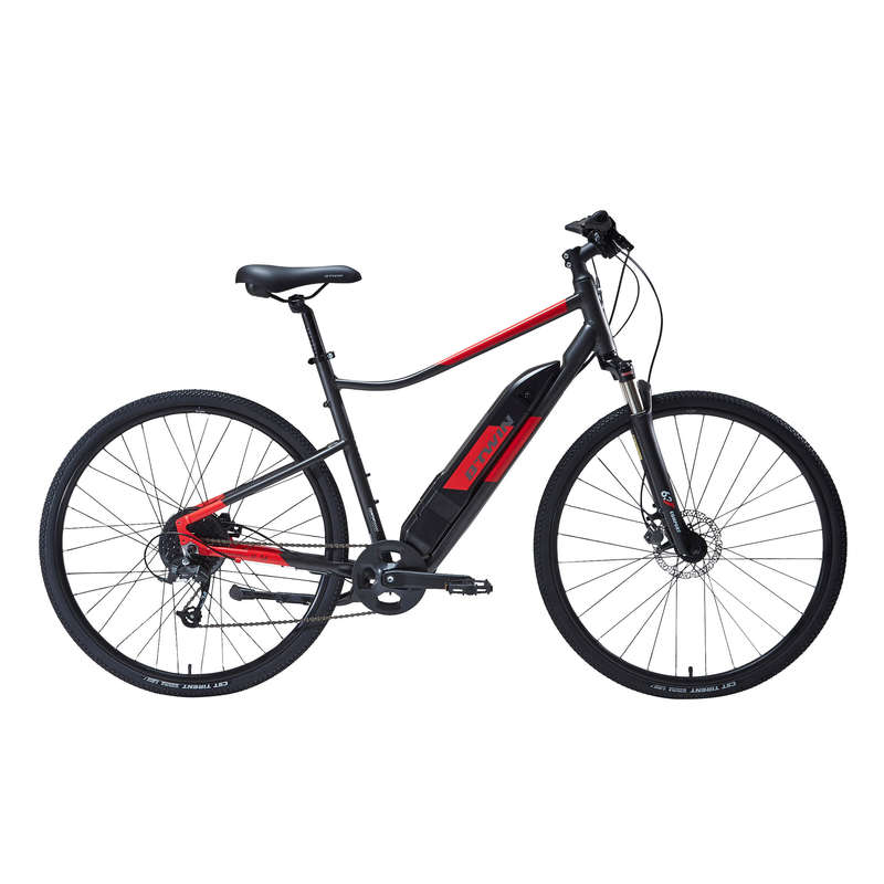 ELEKTRISK HYBRIDCYKEL Cykelsport - Elhybridcykel RIVERSIDE 500 E RIVERSIDE - Cyklar