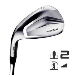 Wedge Golf 500 Adulto Zurdo Talla 2 Velocidad Rápida