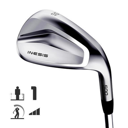 GOLF WEDGE 500 RIGHT-HANDED SIZE 1 & FAST SWING SPEED