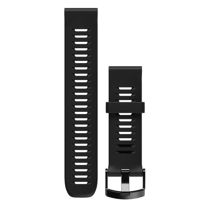 Bandje voor gps-horloge KIPRUN GPS 500/550 zwart