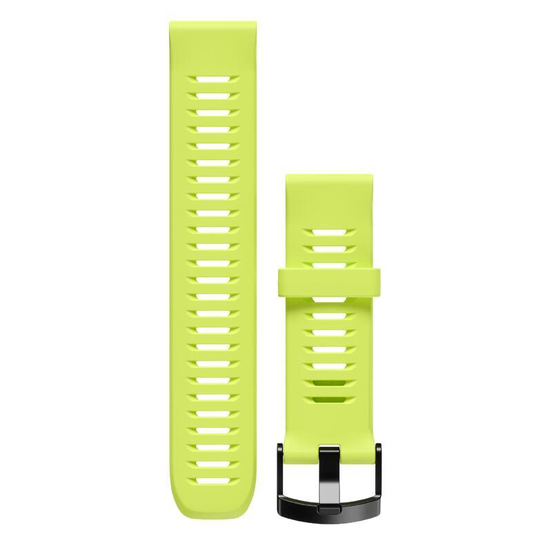 Cinturino orologio KIPRUN GPS 500 e 550 giallo