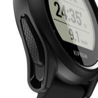 RELOJ GPS DE RUNNING KIPRUN GPS 500 NEGRO