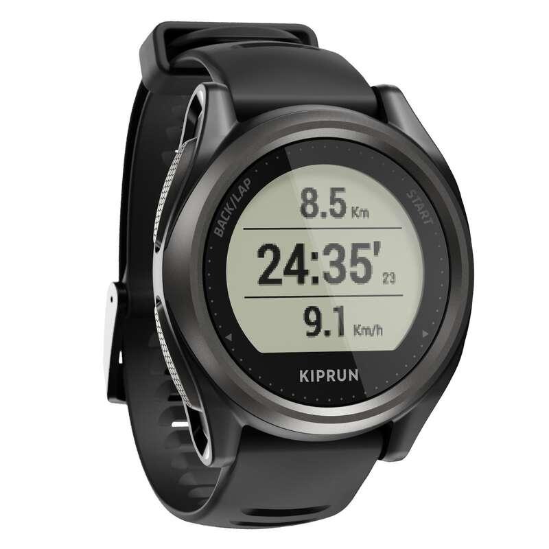GPS és gyorsulásmérő órák Triatlon - Óra futáshoz Kiprun GPS 550  KIPRUN - Triatlon felszerelés