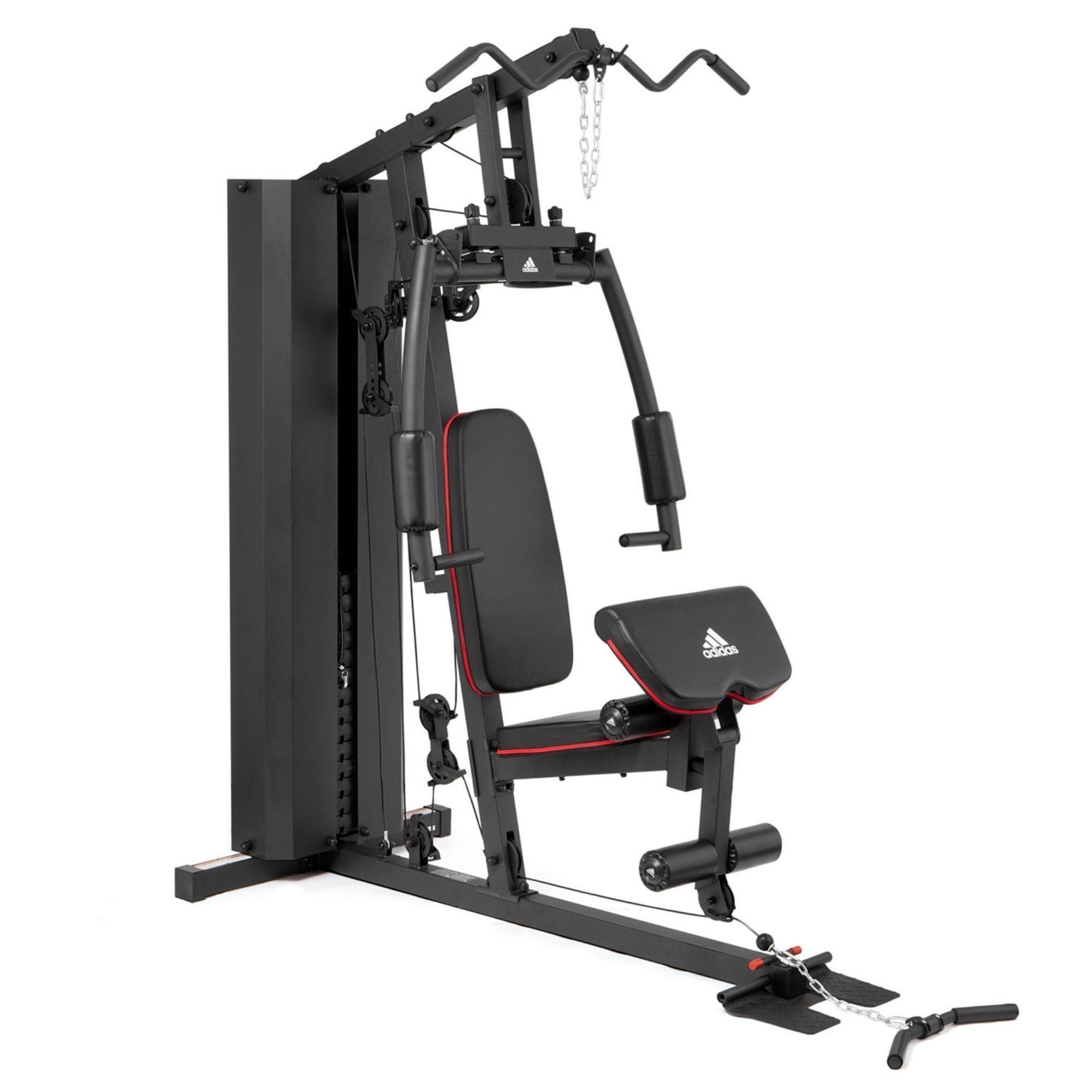 Multiestación Musculación Máquina Home Gym Adidas