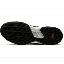 Padelschoenen GEL-PADEL PRO 3 SG zwart/oranje