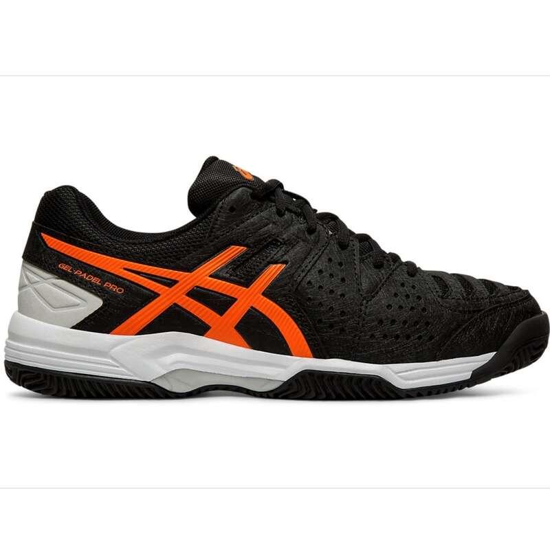 PADEL SHOES Other Racket Sports - Gel-Padel Pro 3 SG Blck Orange ASICS - Other Racket Sports
