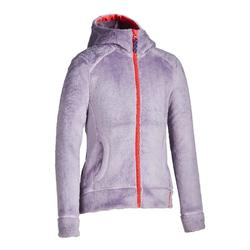 CN JR FLEECE SH100 WARM GREY