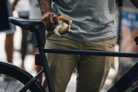 confort vélo ville