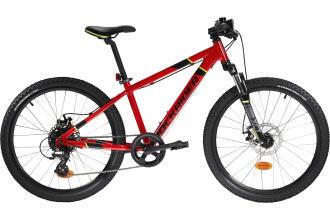 """_24""""_pouces_rockridermountain-bike-red"""
