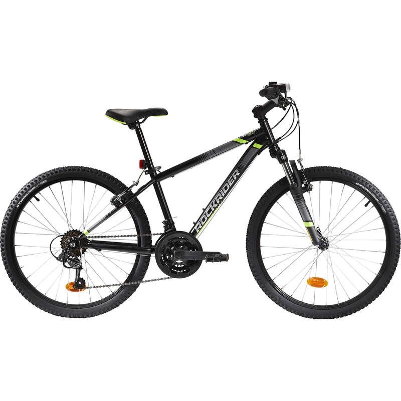 MOUNTAINBIKES JUNIOR 6-12 ÅR Cykelsport - MTB ROCKRIDER ST 500 9-12 år BTWIN - Cykelsport