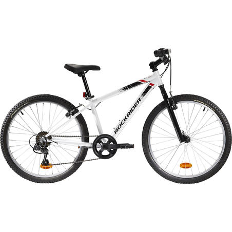 الدراجة الجبلية Rockrider ST 100 24 بوصة للأطفال من سن 9-12