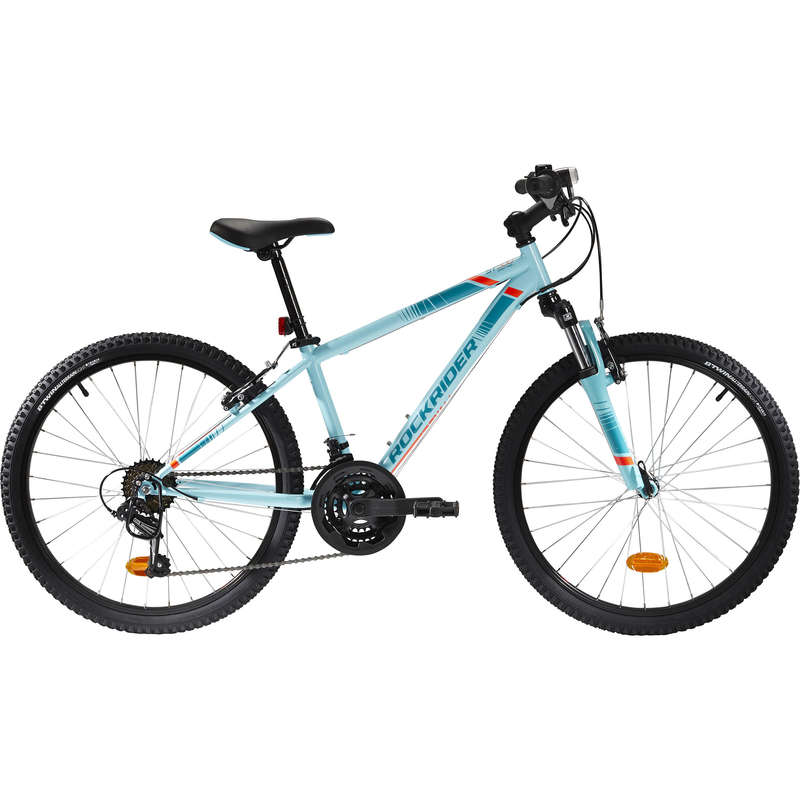 KIDS MTB BIKES 6-12 YEARS Cycling - Rockrider ST 500 9-12 Years BTWIN - Bikes