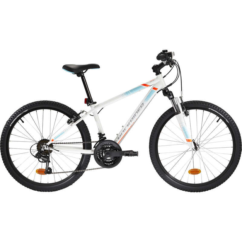 KIDS MTB BIKES 6-12 YEARS Cycling - Rockrider ST 500 9-12 Years B'TWIN - Bikes