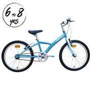 KIDS CYCLE 6-8 YEARS ORIGINAL 100 20 Turquoise