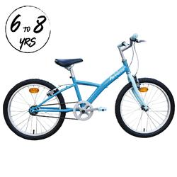 KIDS CYCLE 6-8 YEARS ORIGINAL 100 20 Turquoise