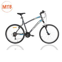 BTWIN ROCKRIDER 340 GREY MTB CYCLE