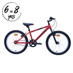 Rockrider ST 100 20 Inch Kids MTB Red India