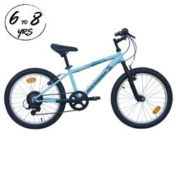 Rockrider ST 120 Kids MTB 20-Inch 6-9 Years Mountain Bike
