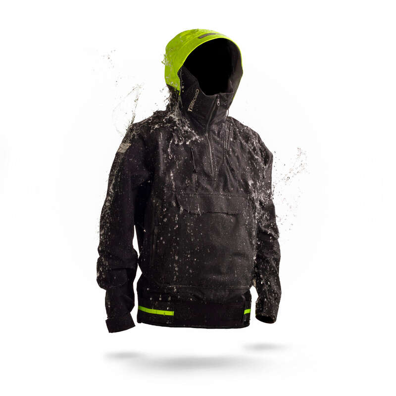 REGATTA RAINY WEATHER MAN CLOTHES Sailing - Men Sailing Jacket Offshore Bl TRIBORD - Sailing Clothing