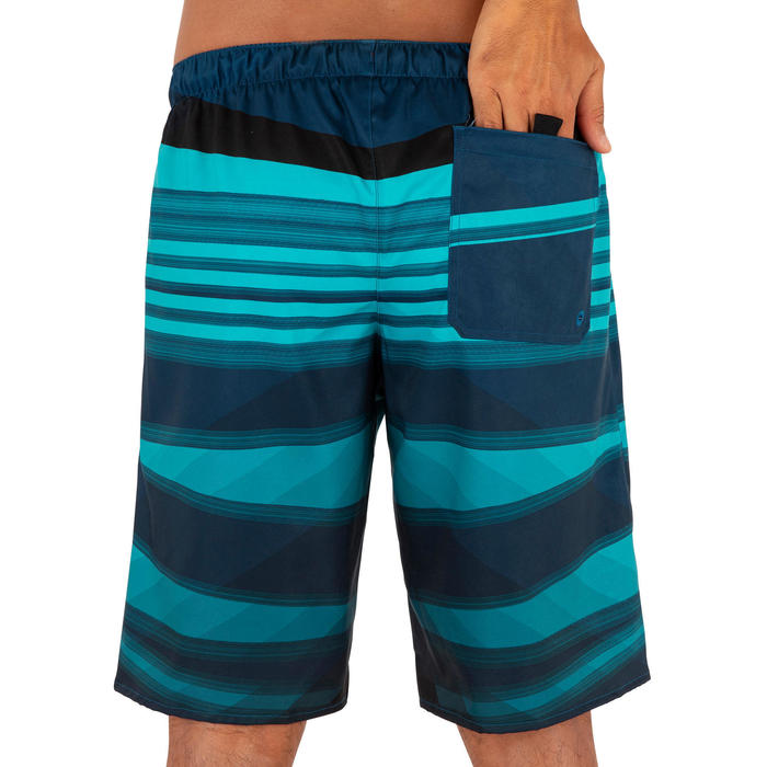Surf boardshort long 100 Camada Blue