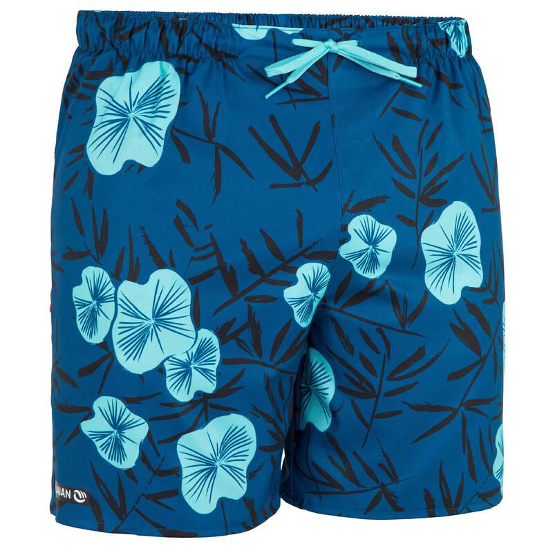 PÁNSKÉ BOARDOVÉ ŠORTKY Beach volejbal - KRAŤASY BBS100 PSYCHOJAPPETROL OLAIAN - Oblečení na beach volejbal