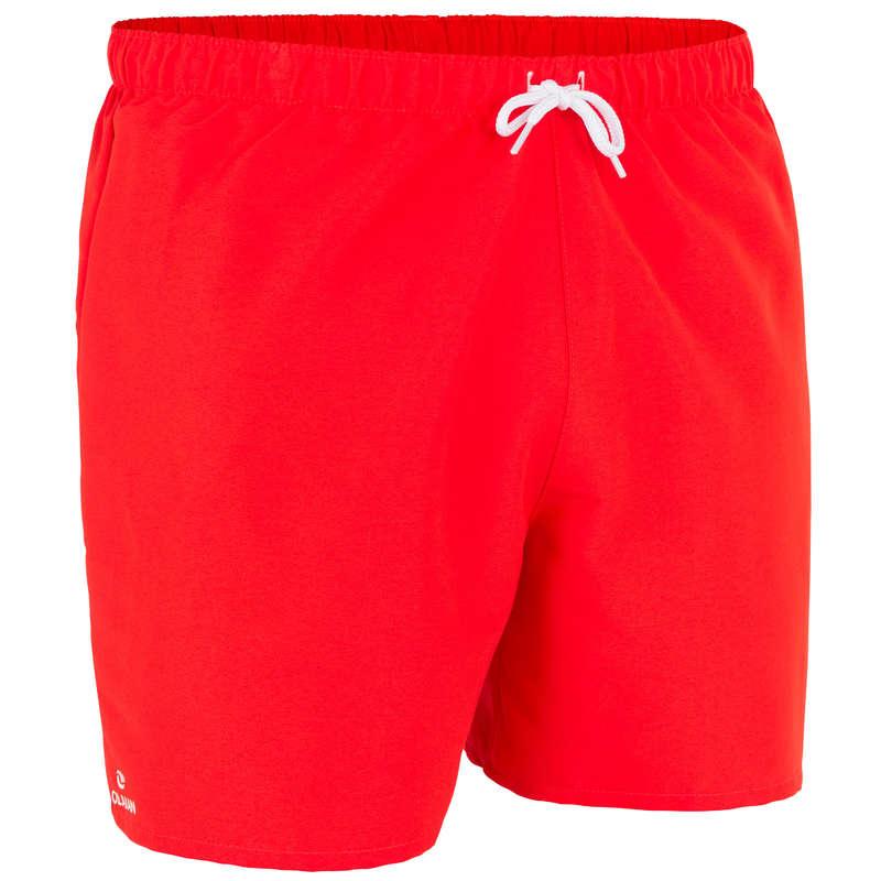 MEN'S BEGINNER BOARDSHORTS - Hendaia S Boardshorts - NT Red