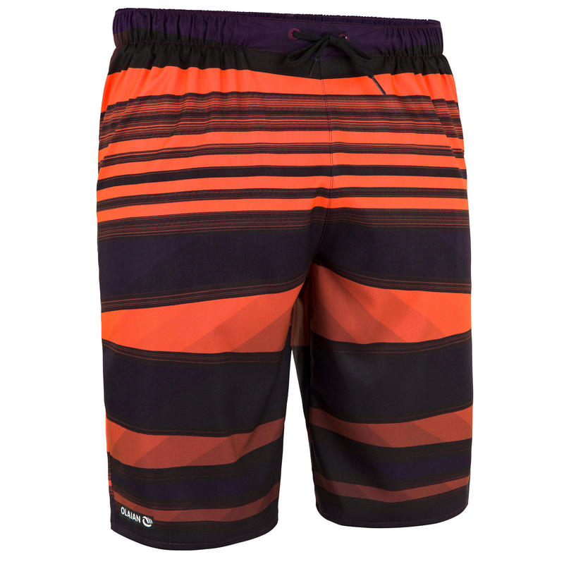 Surf boardshort long 100 Camada Red