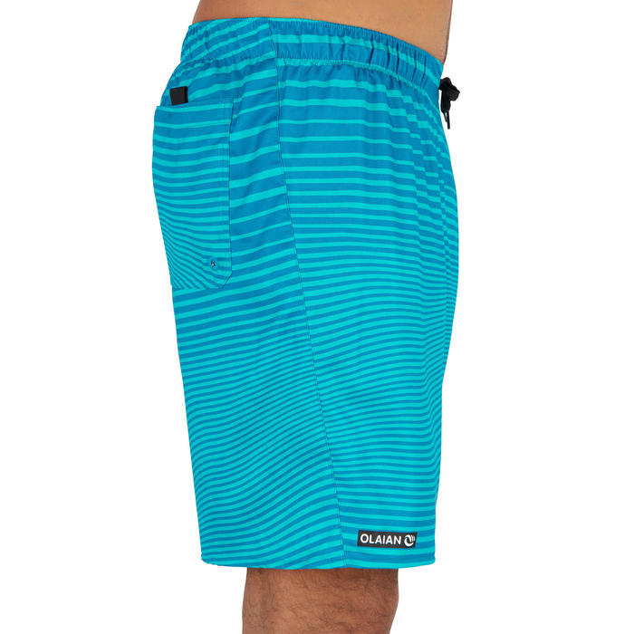 Surfing standard boardshorts 100 - Newwaves Green