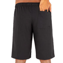 Surf boardshort long 100 Simple Black