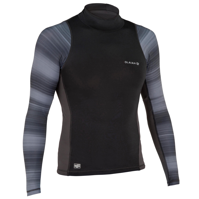 Bluză Surf Anti-UV 500 Bărbați