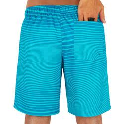 Surf boardshort standard 100 Newwaves Green