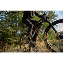 Elektrische mountainbike e-ST 900 90Nm, 1x10-speed, elektrische fiets grijs