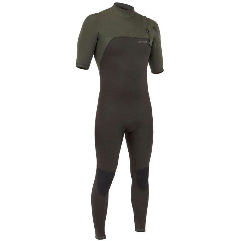 Neoprének 20 - 25 fok között Strand, szörf, sárkány - Férfi szörfoverall Pro John  OLAIAN - Bikini, boardshort, papucs